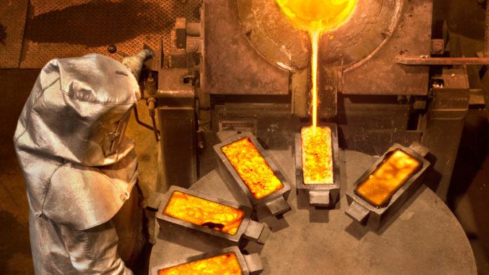 Gold- und Silberproduktion Kasachstans im Oktober