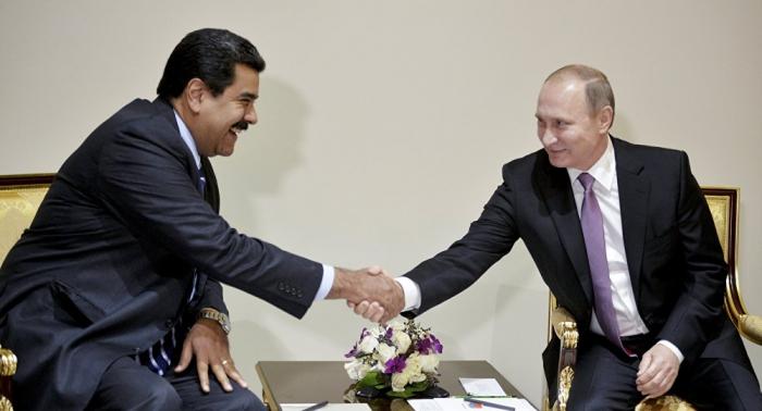 Putin y Maduro debatirán ayuda rusa a Venezuela