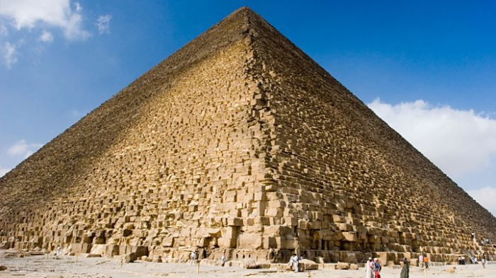 What's inside the Great Pyramid? - iWONDER