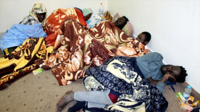 Mueren 15 migrantes y diez sobreviven tras 12 días en costa libia