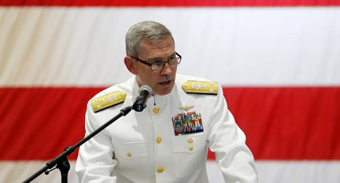 Rätselhafter Tod: Was trieb US-Flottenadmiral Stearney in den Selbstmord?