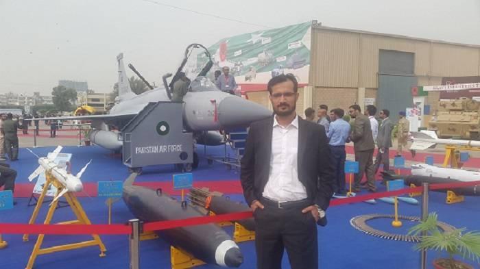Muzammil Hatami: JF-17 Thunder fighter jets will provide