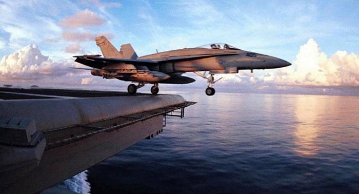 US-Militärflugzeuge vor japanischer Küste kollidiert