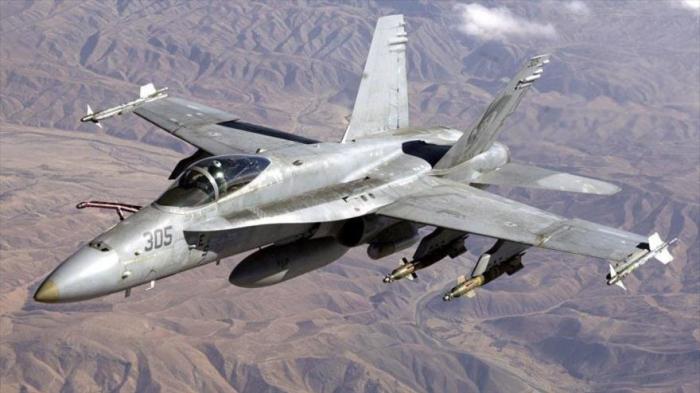 Dos aviones de EEUU colisionan en costas de Japón
