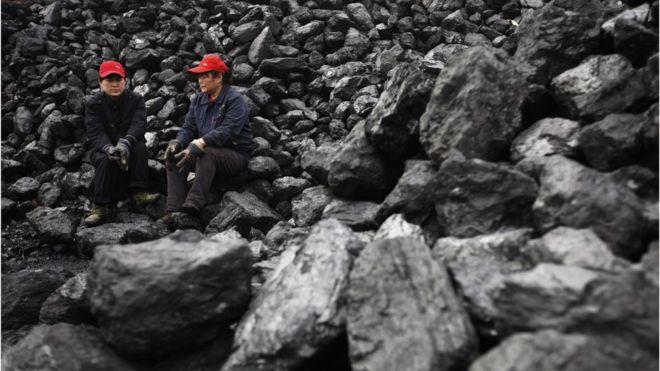 Cars and coal help drive