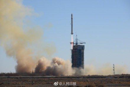 China launches two satellites for Saudi Arabia