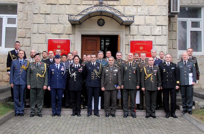Azerbaijani MoD holds annual meeting for foreign military attachés