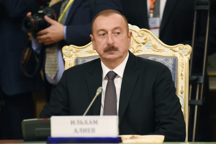 Hajiyev: Azerbaijani president, Armenian acting PM talk at event in St. Petersburg