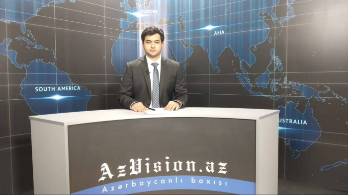 AzVision TV releases new edition of news in German for December 7 - VIDEO