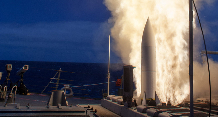 South Korea approves $300 Mln deal to buy US missiles for Aegis system