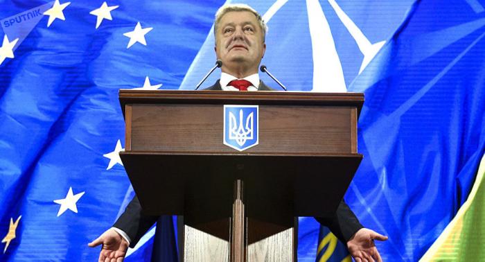 Poroschenko fordert EU-Blockade russischer Schiffe