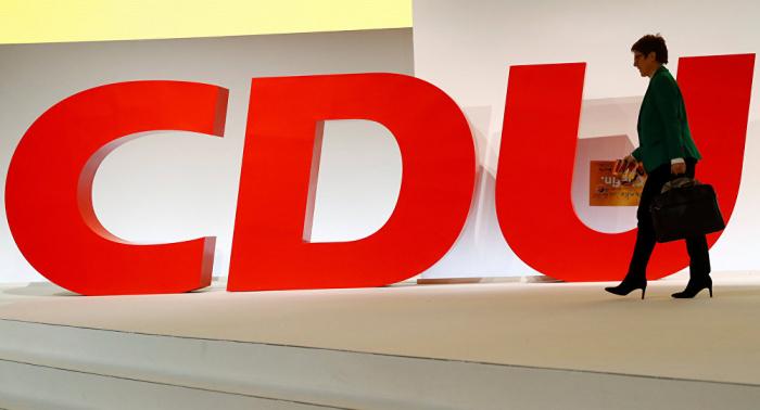 """""""Was für ein Theater"""" - Hinter den Kulissen des CDU-Parteitags"""