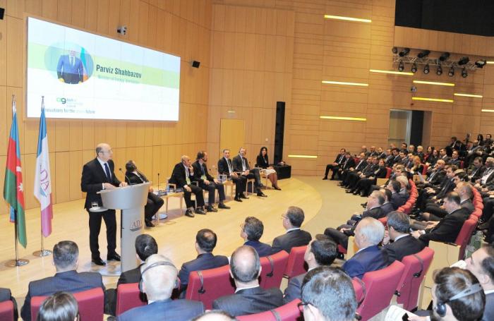 AgTech and Green Energy International Forum kicks off in Baku