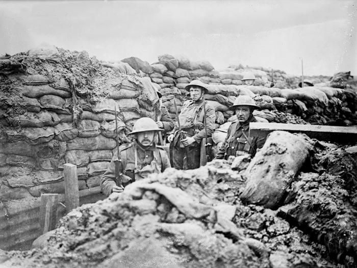 Does trench warfare still exist? -iWONDER
