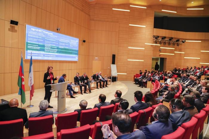 """AgTech and Green Energy"" forumu başa çatıb"