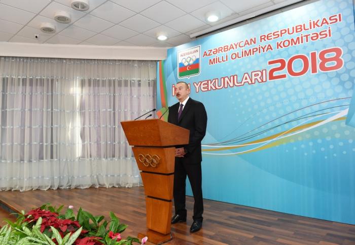 """""""Münaqişənin həlli üçün daha əlverişli vəziyyət yaranıb"""" - İlham Əliyev"""