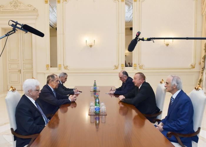 «Nous voulons que le conflit du Karabakh soit résolu équitablement» -  Lavrov