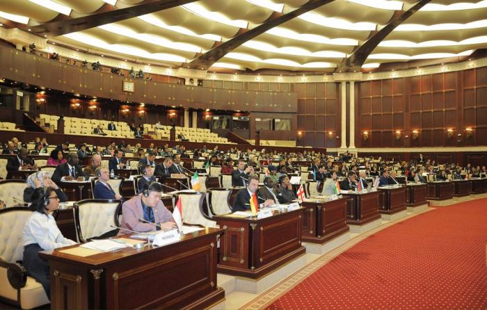 La 5e Conférence mondiale des jeunes parlementaires débute à Bakou