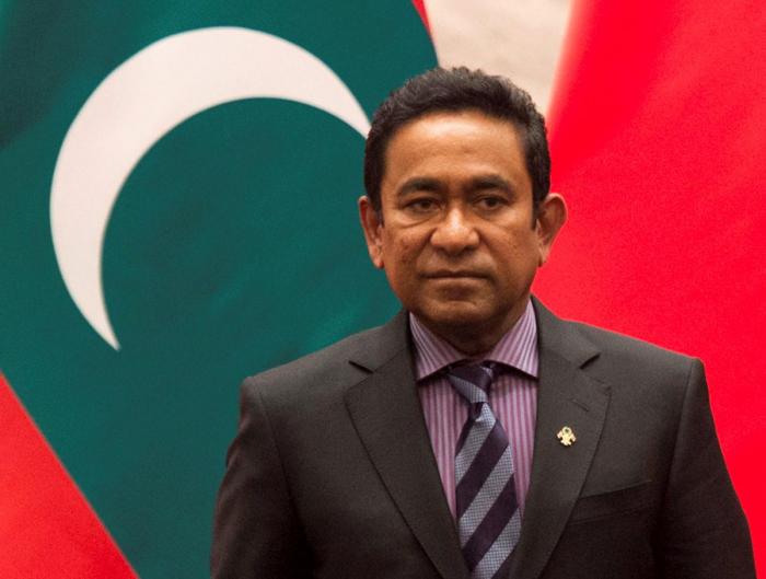 Police in Maldives investigate ex-president over suspected