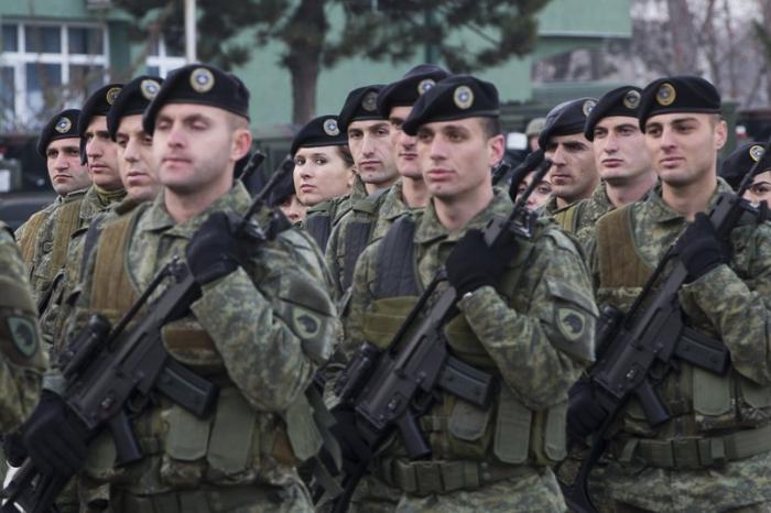 Kosovo parliament votes to form new army