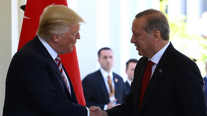 Turkish, US presidents vow better coordination on Syria