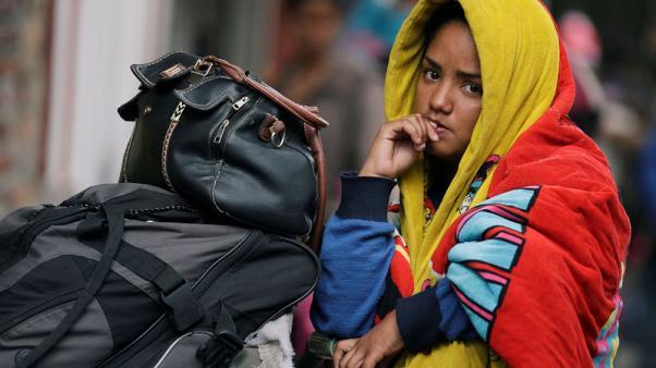 Two million more Venezuelans could flee next year - U.N.