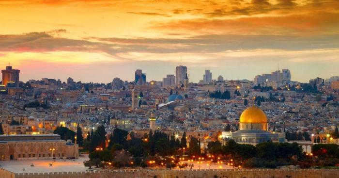 Australia recognizes West Jerusalem as Israel
