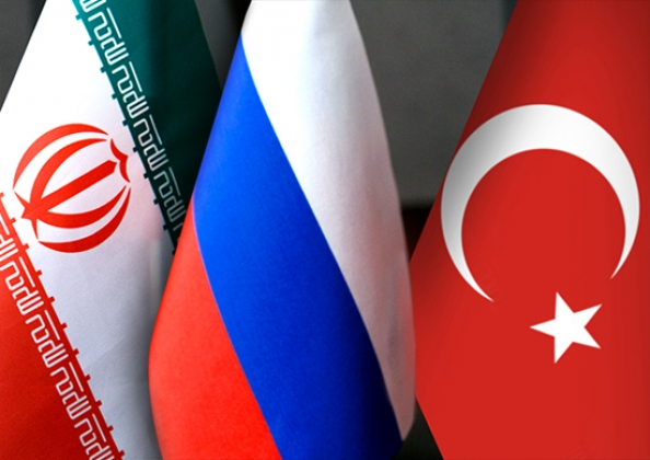 Iran, Russia, Turkey to meet U.N. envoy next week on Syria - statement
