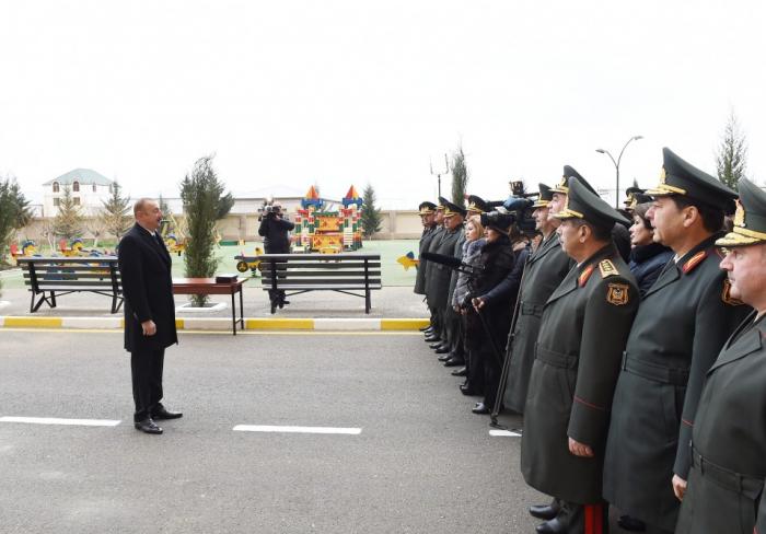 """İlham Əliyev: """"Münaqişənin həlli üçün ən birinci amil hərbi gücümüzdür"""""""