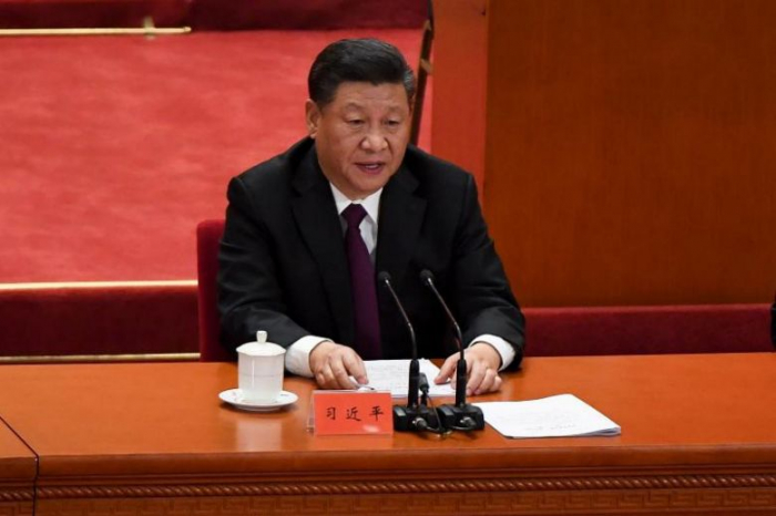 Xi Jinping warns no one can 'dictate' China's path, 40 years on from reforms -   VIDEO