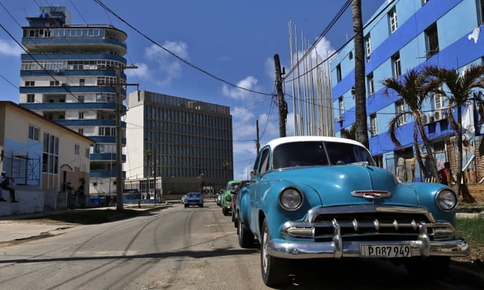 Sonic attack mystery keeps Americans and Cubans divided