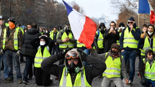 The Yellow Vests are here to stay -  OPINION