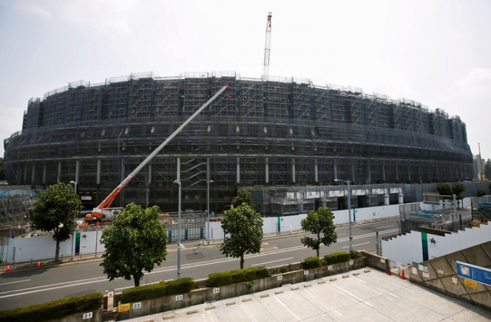 Olympics - Tokyo keeps budget at $12.6 billion, more work needed