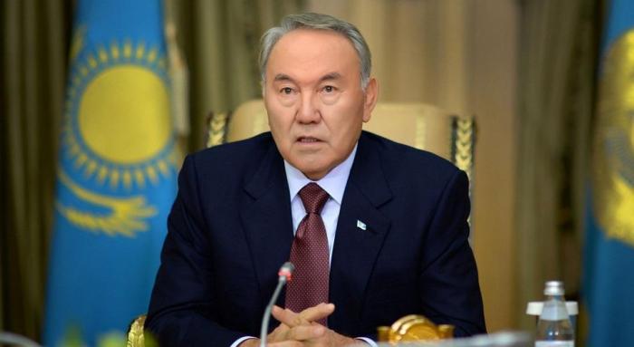 Nazarbayev: Ilham Aliyev's tireless efforts for improving well-being of Azerbaijanis to contribute to Azerbaijan's prosperity
