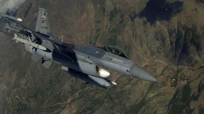 Turkish army 'neutralizes' 6 terrorists in N. Iraq