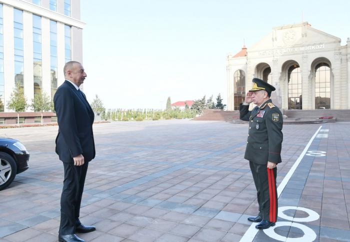 President Ilham Aliyev inaugurates new education block of Police Academy