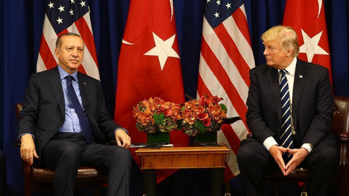 Trump open to meeting with Erdogan: White House