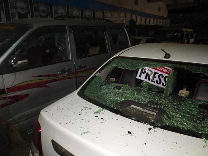 Bangladesh: 30 journos attacked in Dhaka ahead of polls