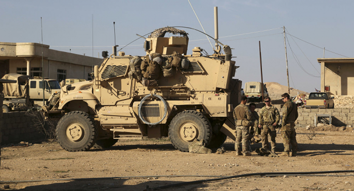 US establishes 2 military bases in Iraq