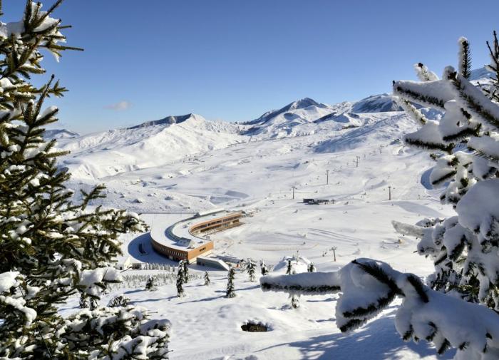 Vacaciones de invierno en Azerbaiyán