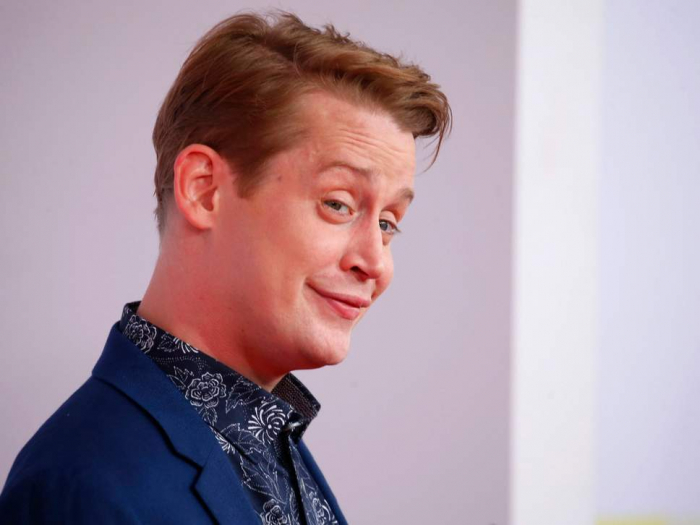 Macaulay Culkin vows to change his middle name in 2019 after online poll