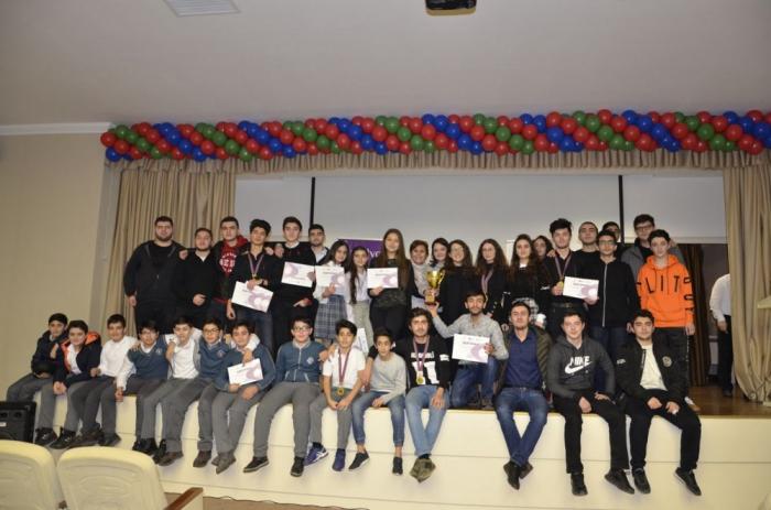 """""""Bakı Məktəblərarası Debat Forumu 2018"""" başa çatıb"""