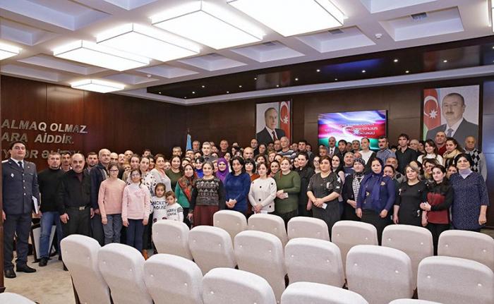 Over 200 people take oath of Azerbaijani citizenship