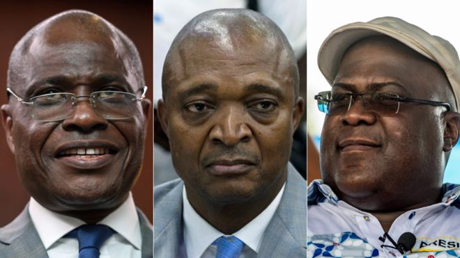 DR Congo election: Polls to open in tense vote