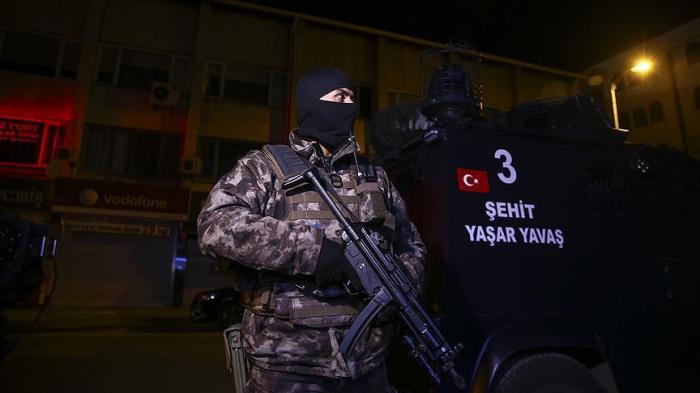 Turkey arrests 30 Daesh suspects in Ankara