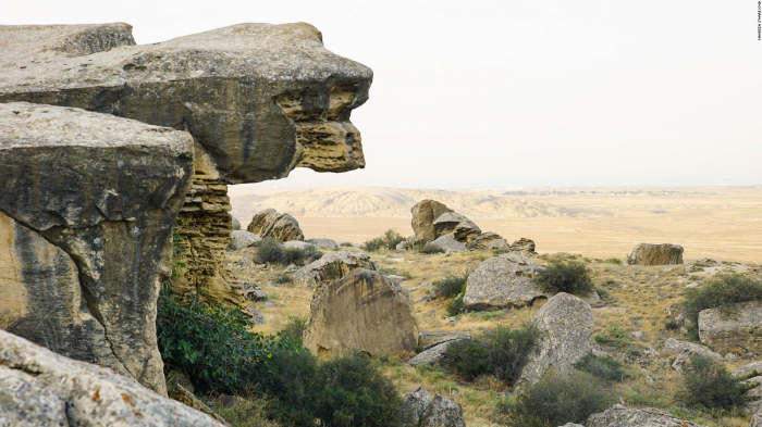 Azerbaijan: Land of rock art and singing stones -  VIDEO