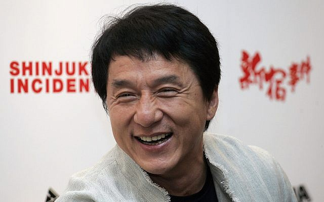 State TV boss is fired after accidentally broadcasting Jackie Chan sex scene in Iran