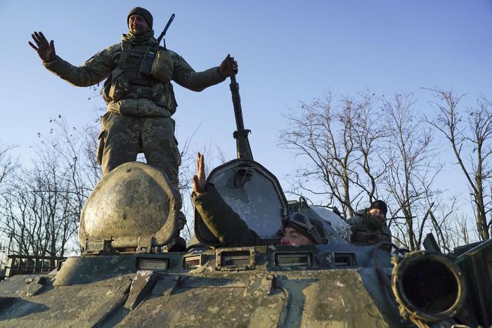 Ukrayna 20 növ yeni silah alır