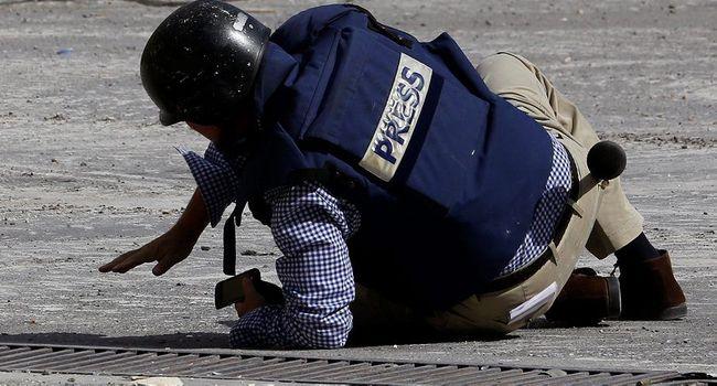 Plus de 50 journalistes tués dans le monde depuis janvier selon une ONG