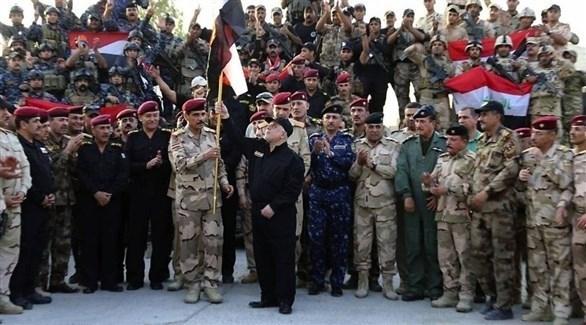 العراق يحتفل بالذكرى الأولى للانتصار على داعش